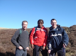 Hearts & Heroes Training Walk in The Pentlands - Mar 09
