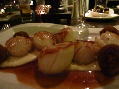 Angels with Bagpipes - Scallops