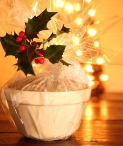Foodies Christmas Festival - Christmas pudding
