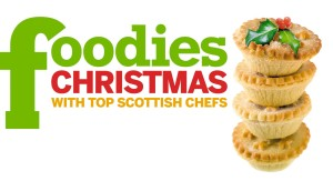 Foodies at Christmas Edinburgh
