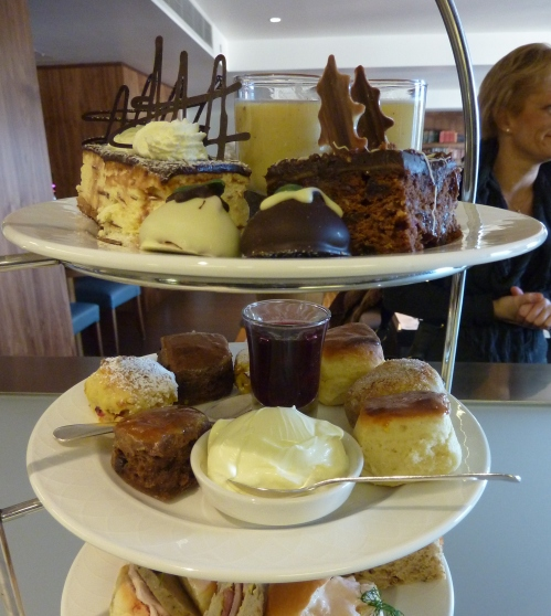 Festive Afternoon Tea at The Sheraton