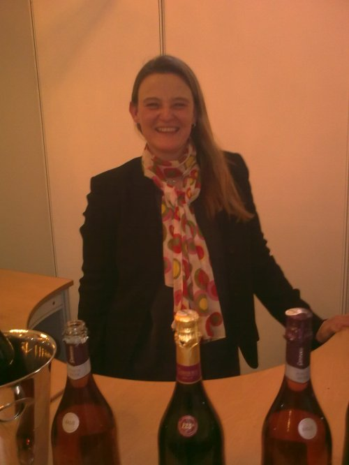 Jo Sorenson, Brand Manager at Codorniu