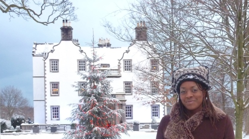 Diva at Prestonfield House Hotel